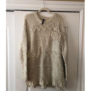 Design Lab- Sweater Dress